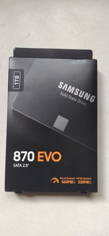 SSD накопитель Samsung 870 EVO 1 TB (MZ-77E1T0B)