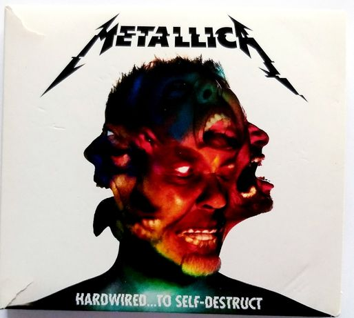 Metallica Hardwired...To Self-Destruct 2CD 2016r