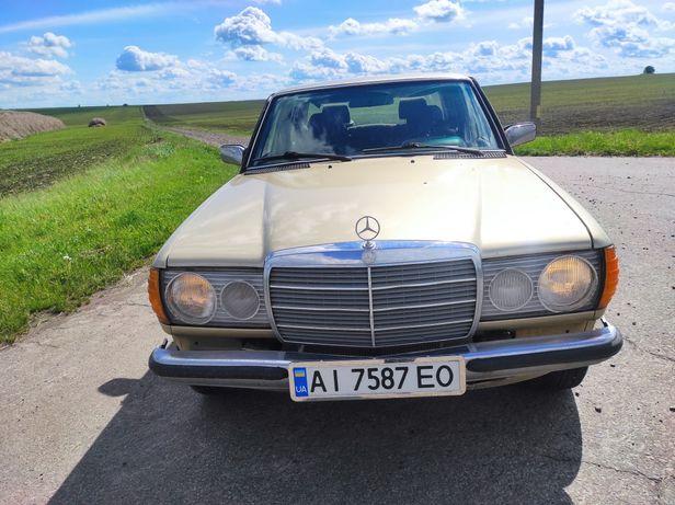 Продам авто  W123