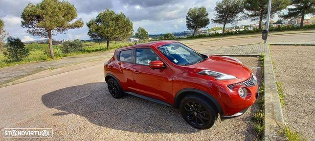 Nissan Juke 1.6 Tekna Premium Pele Ext.2 Red D.Xtronic