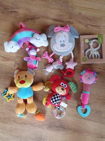 Zabawki niemowlece
