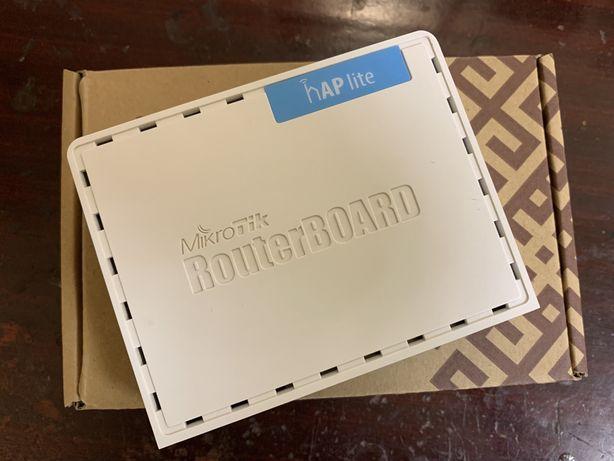 Продам роутер MikroTik hap Lite