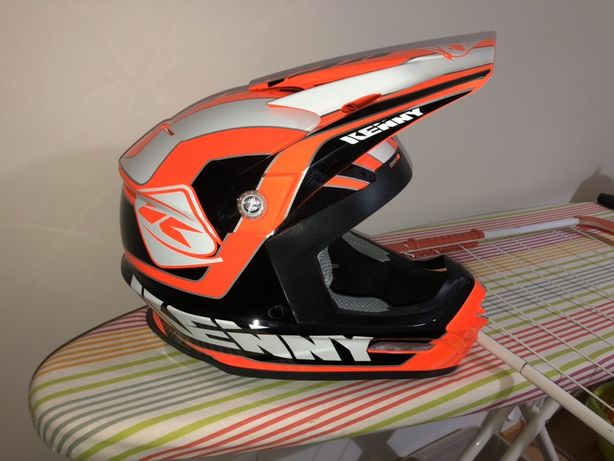 Capacete kenny Track