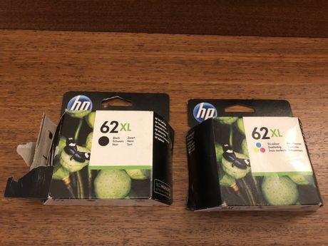 2 x TUSZ HP62XL C2P05AE C2P07AE ENVY HP5540 HP5640 HP5642