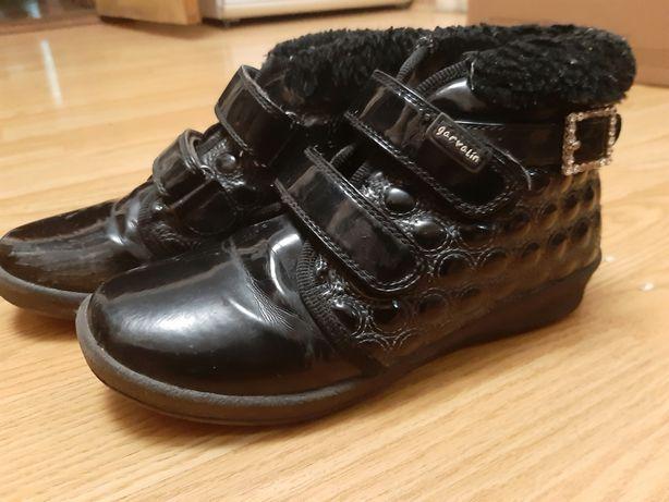 Лаковые ботинки Garvalin 33 размер