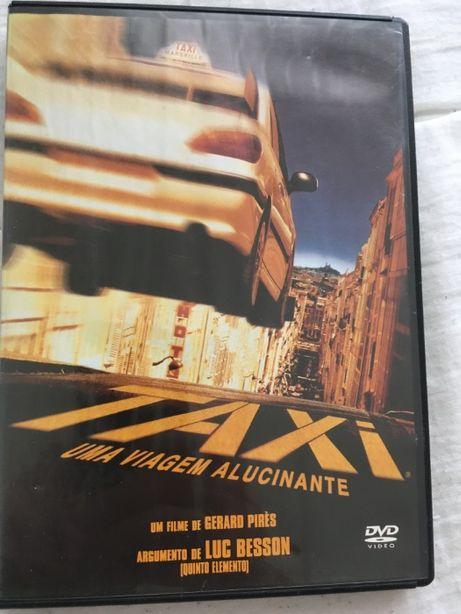 Taxi 1 - Filme original Nacional Portugues