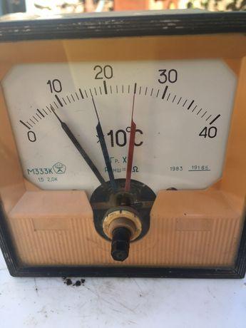 Блок управления термопарой