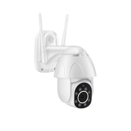Câmara vigilância robótica, IP - Wi-Fi ou RJ45 Nova na caixa