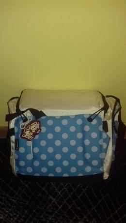 krzesełko turystyczne torba do wózka