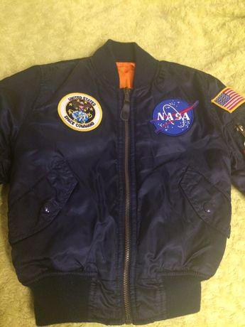 Эксклюзивная демисезонная куртка Alpha, 2-3 года