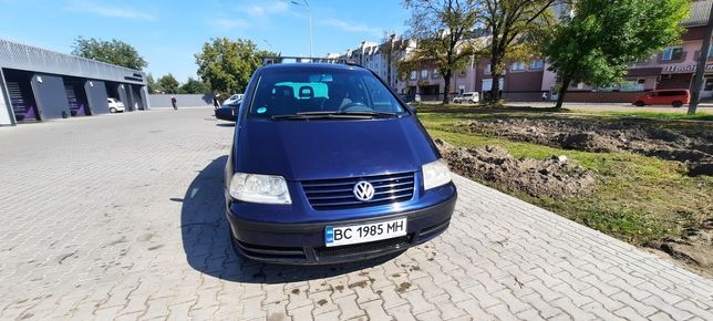 Volkswagen Sharan 1.9tdi