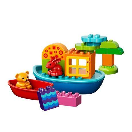 Lego Duplo игровой набор для купания Лодочка