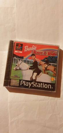 Barbie Race & Ride (Selado) Playstation 1 PAL Jogo ps1 psx psone