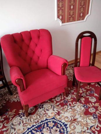 Fotel i  krzesła