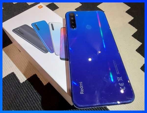 Xiaomi Redmi 8t 64/4gb ! JAK NOWY !