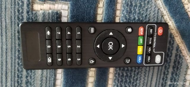 Pilot Android BOX SMART TV MXQ Nowy