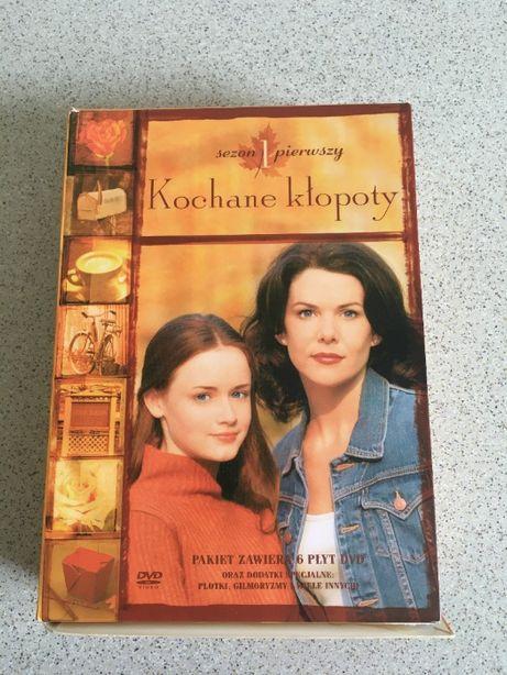 Kochane kłopoty sezon 1 DVD