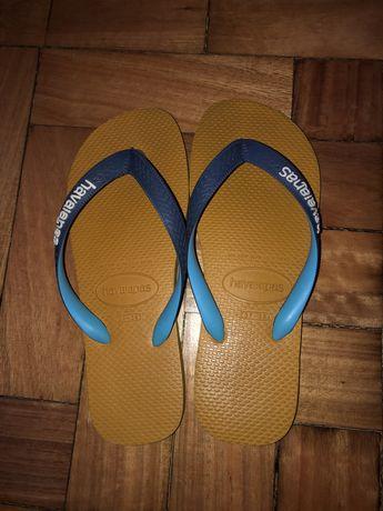 chinelos de dedo havaianas