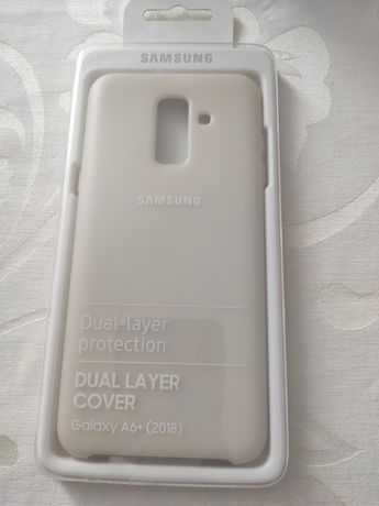 Etui do telefonu Samsung A6+ 2018