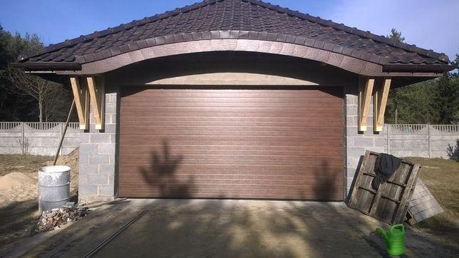 Brama garażowa segmentowa od Producenta