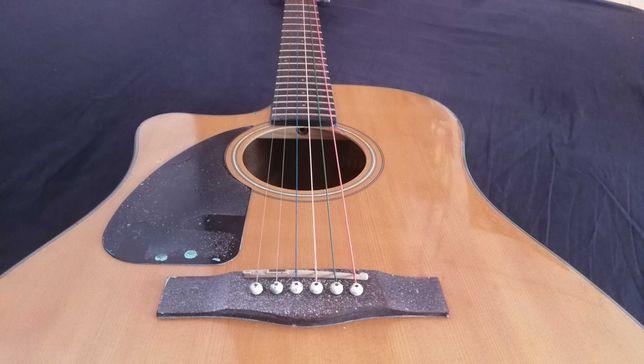 Gitara elektro-akustyczna Fender CD-100CE L/H NAT-DS-V2 4/4 okazja