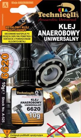 Cola anaeróbico 6620 universal