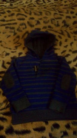 Детский свитер - бобка