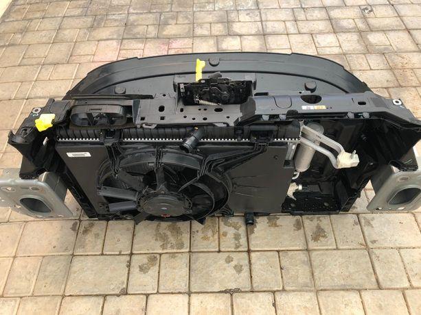 Ford Fiesta USA mk7 кассета радиаторов 2014-2015-2016-2017-2018-2019