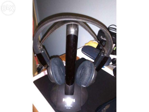 Head phones para tv pc philips