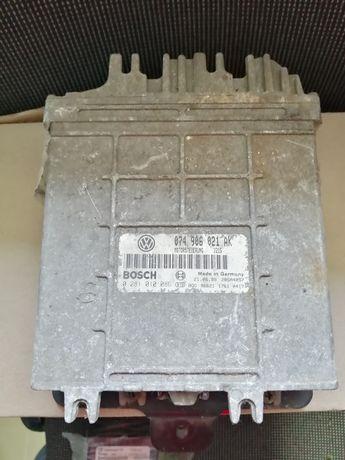 Електронний блок управління (ЕБУ) комплект Volkswagen LT 2.5 TDI 07490