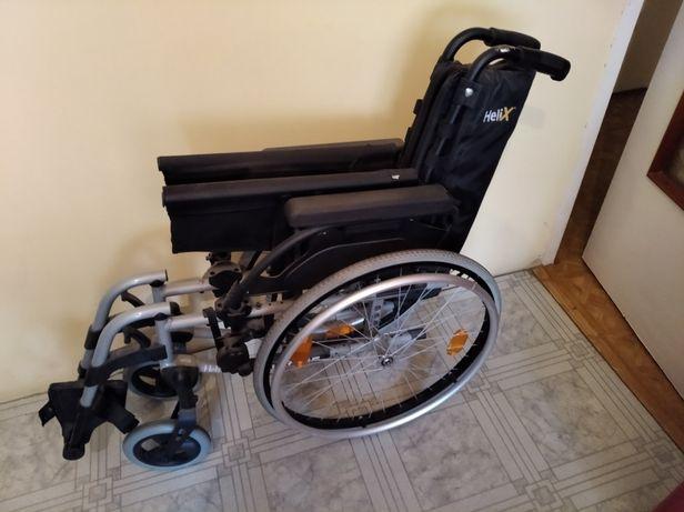 Wózek inwalidzki wzmacniany