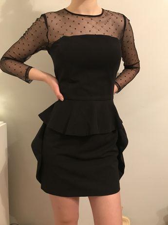 Mała czarna, sukienka. Stan idealny!