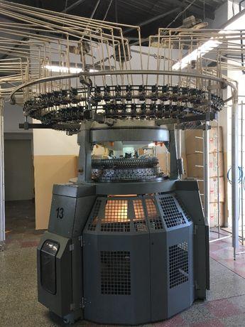 """Maszyna dziewiarska TERROT I 1108 E24 30"""" 108 systemów"""