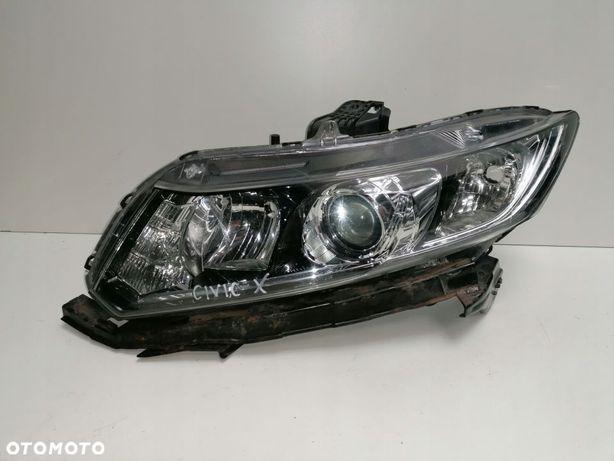 Lampa, reflektor lewy Honda Civic 9 SEDAN