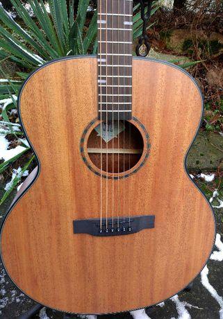 Nowa gitara akustyczna Barcelona Morrison Jumbo, Western- OKAZJA