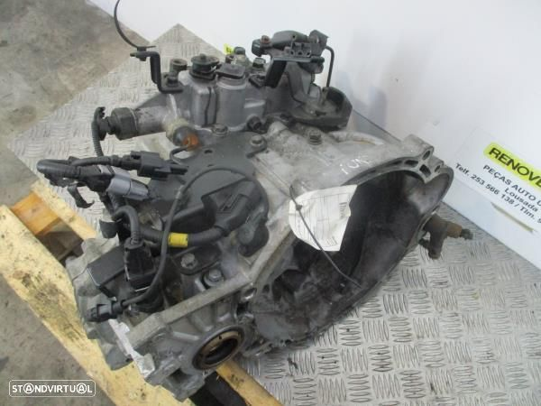 Caixa Velocidades Hyundai Getz (Tb)