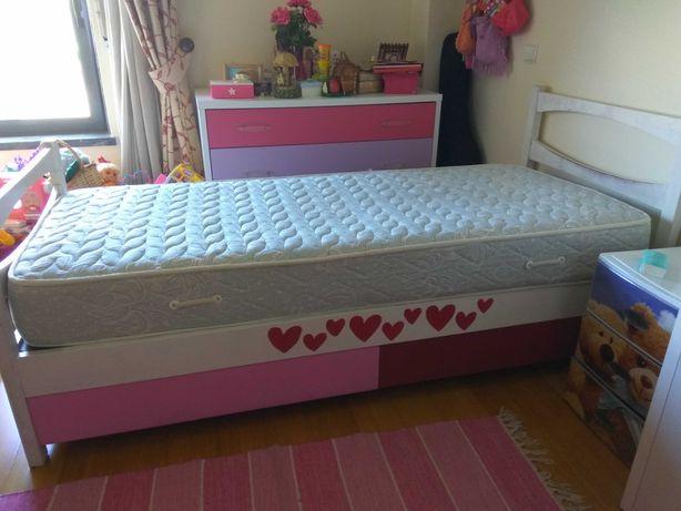 Vendo cama de criança