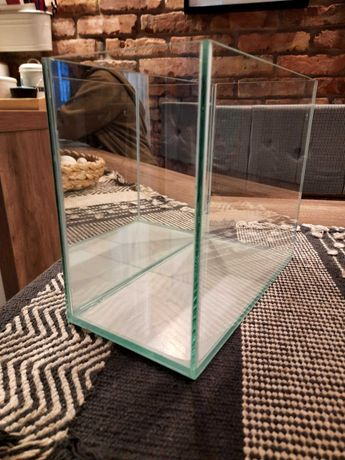 Akwarium 6,5L z lustrem