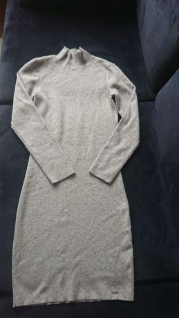 Sukienka/tunika sweterkowa tuba Mohito r. M