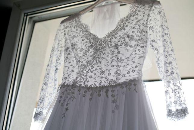 Suknia ślubna ADRIA rozmiar S