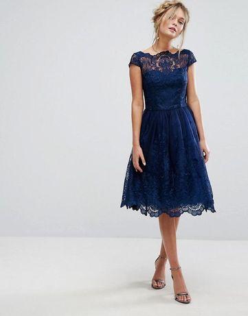 Платье котельное, вечернее, нарядное, для торжеств