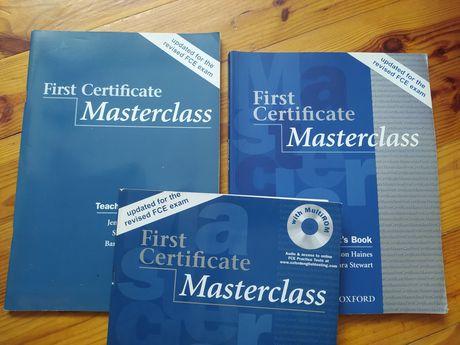First Certificate Masterclass Pakiet