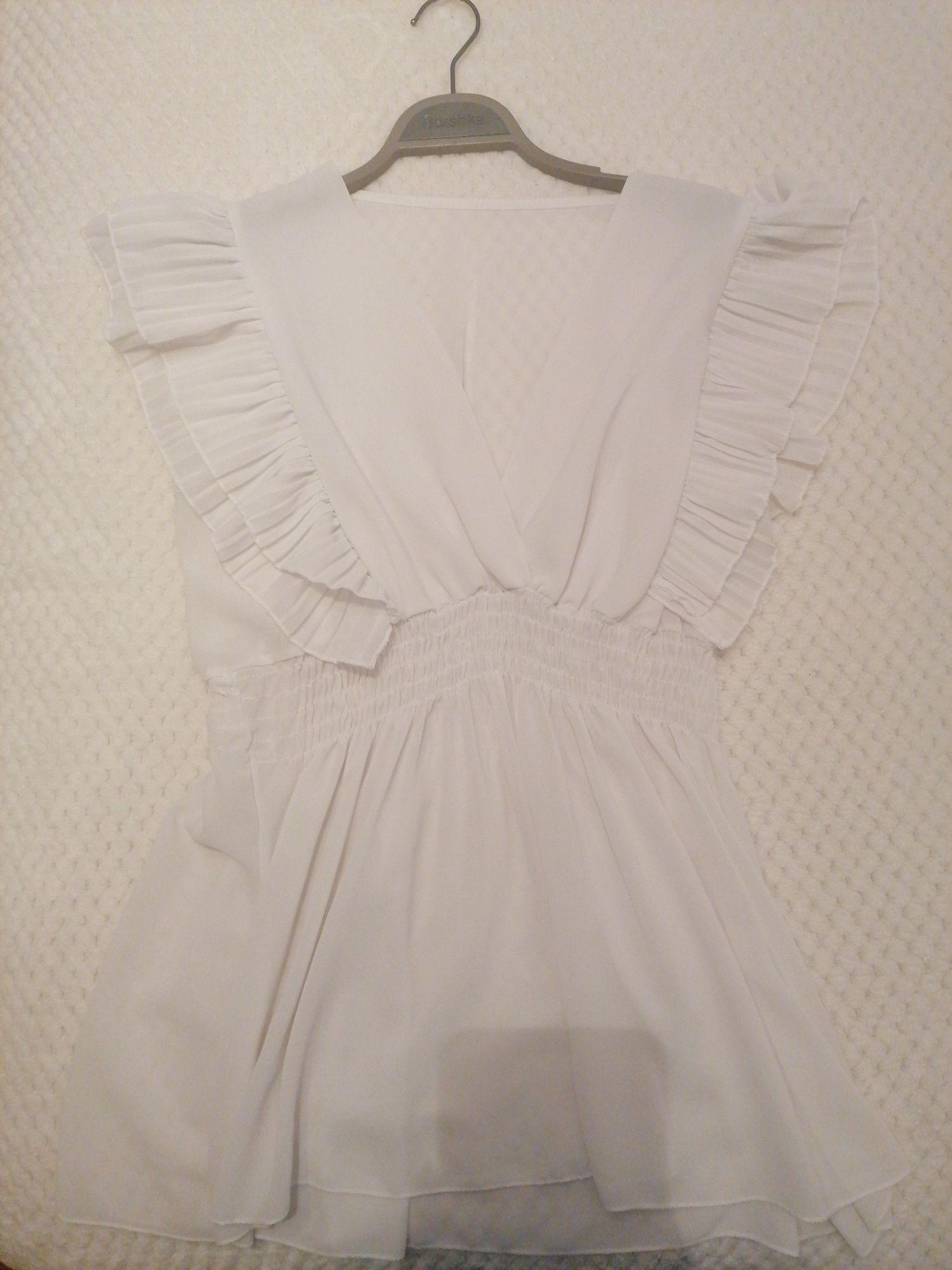 Blusa branca tamanho S