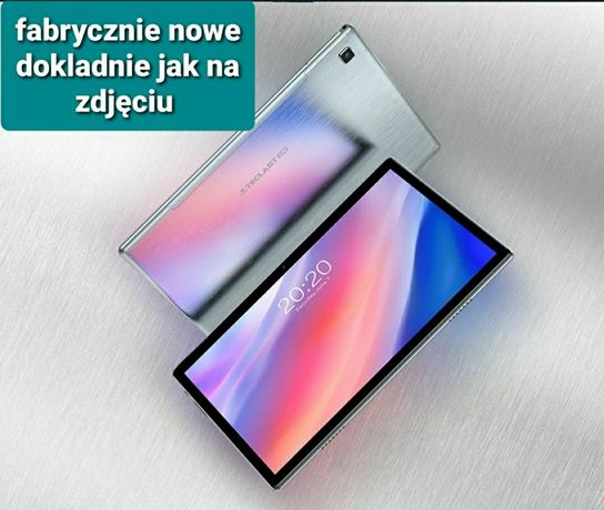"""Tablet P20HD 10.1"""" LTE 1920x1200 Android10 OctaCore 4GB 64ROM USB-C"""
