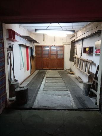 Garaż z kanałem do wynajęcia od czerwca
