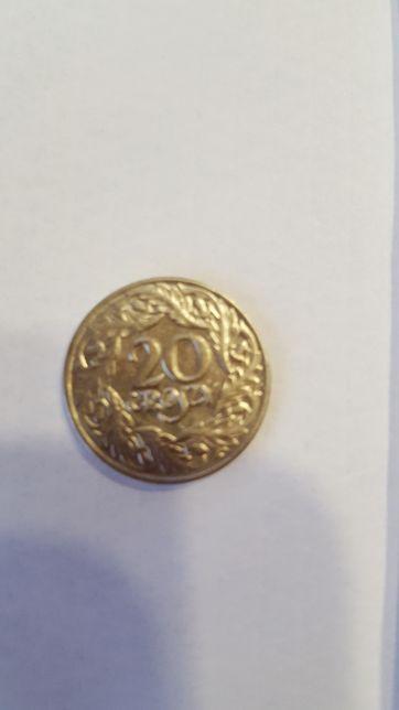 20 groszy z 1923 r