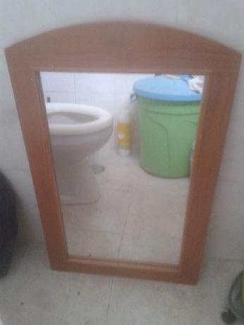 Espelho em Pinho