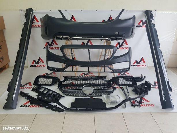 Kit Exterior Mercedes C W205 C63 AMG
