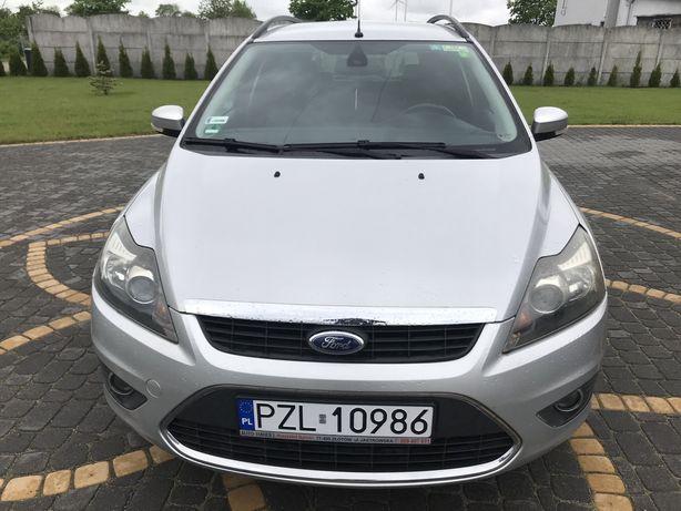 Ford Focus. Pełna Opcja. Bezwypadkowy.