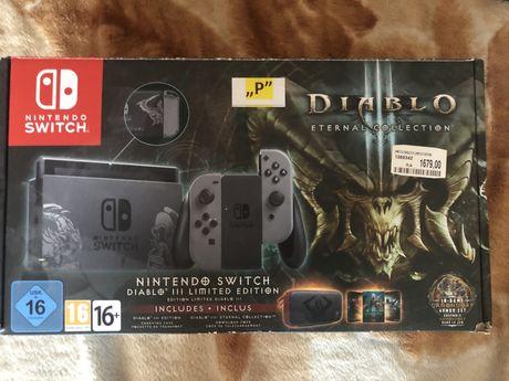 Nintendo switch stan idealny 2 gry gwarancja